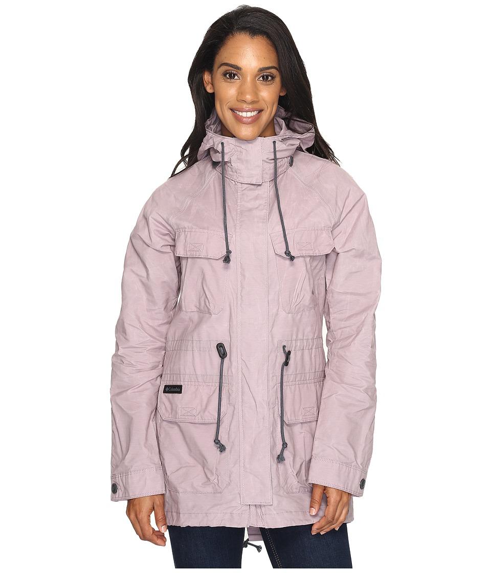 Columbia Tillicum Bridgetm Long Jacket (Sparrow) Women