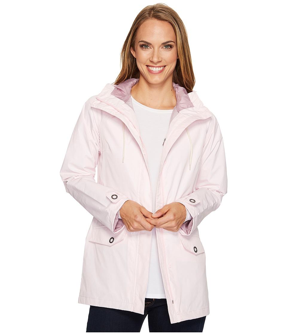 Columbia - Laurelhurst Park Jacket (Whitened Pink) Women's Coat