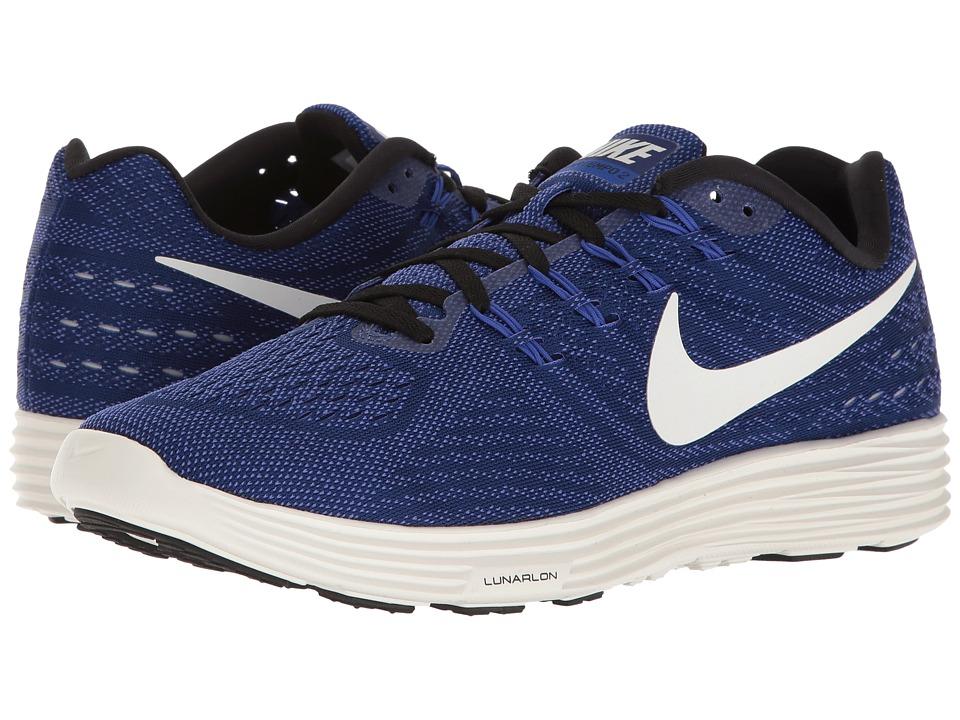 Nike - Lunartempo 2 (Deep Royal Blue/Summit White) Men's Running Shoes