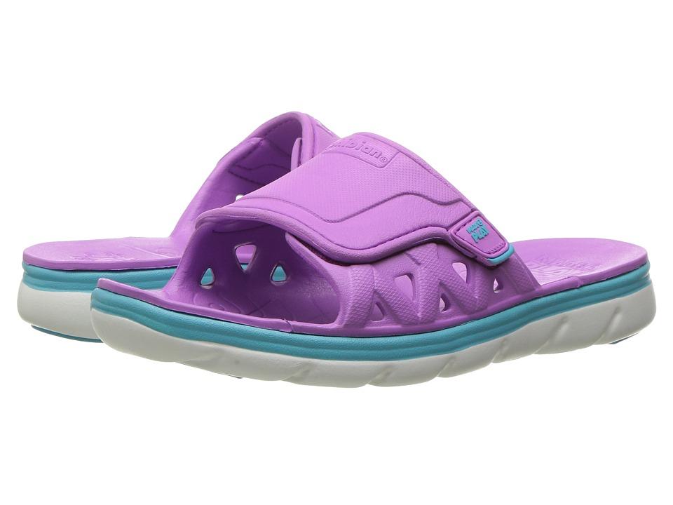 Stride Rite - Made 2 Play Phibian Slide (Toddler/Little Kid) (Purple) Girl's Shoes