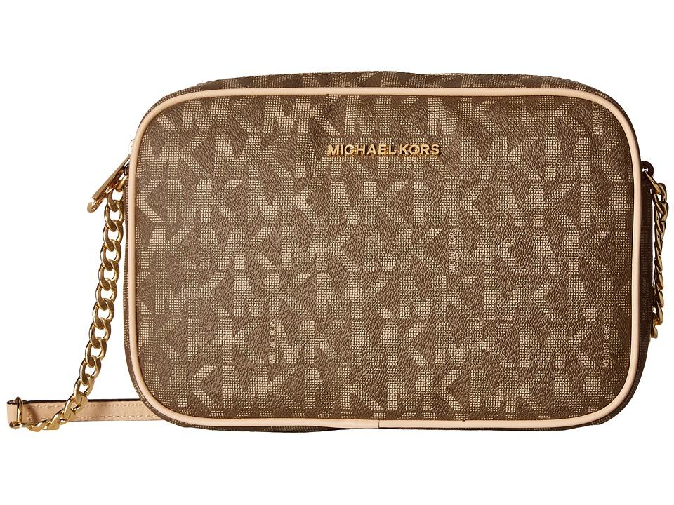 8b7908cea72d ... saffiano leather snap pocket tote. $129.74 $313.53. Quick View. MICHAEL  Michael Kors® Jet Set Large Crossbody