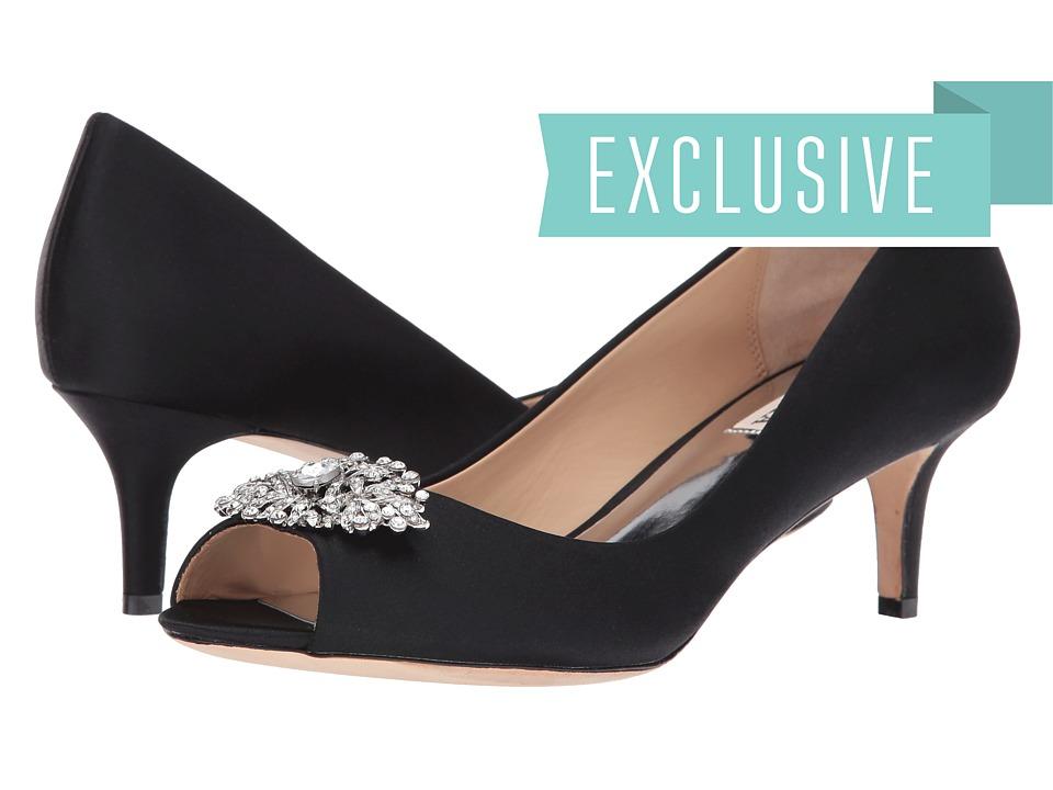 Badgley Mischka Layla (Black) High Heels