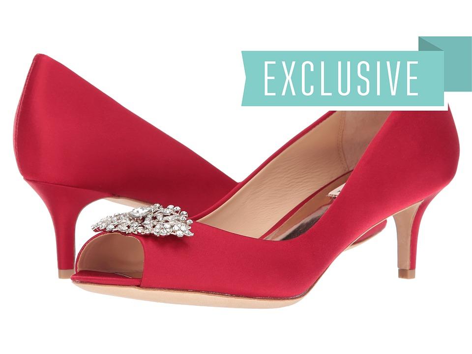 Badgley Mischka - Layla (Red) High Heels
