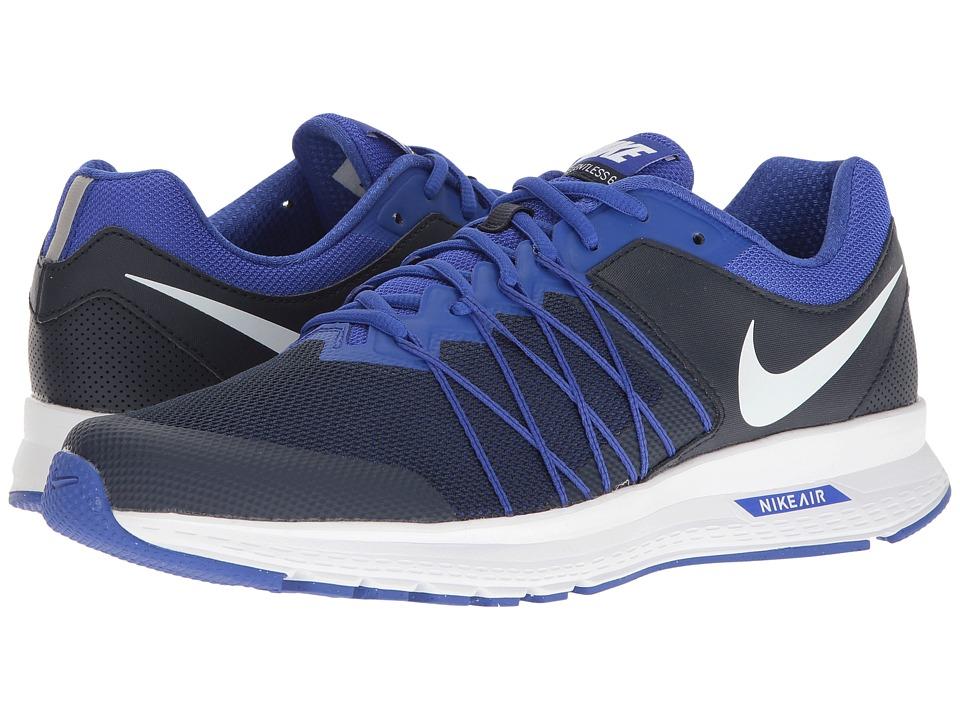 Nike - Air Relentless 6 (Obsidian/White/Paramount Blue) Men's Running Shoes