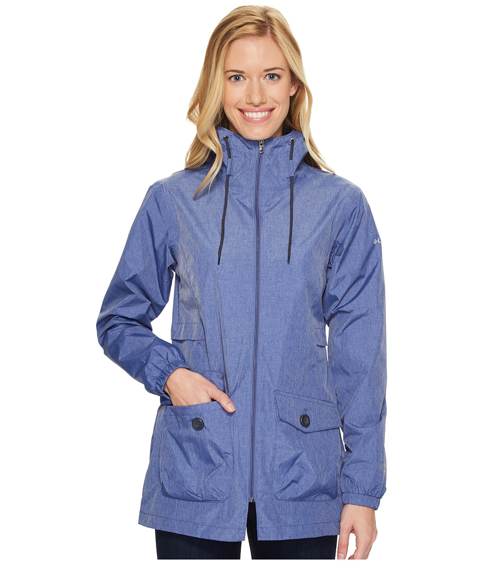 Columbia Lookout View Jacket (Bluebell) Women