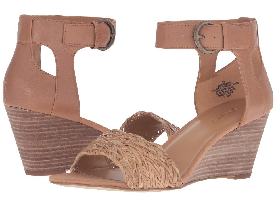 Nine West - Rosling (Natural Leather) High Heels