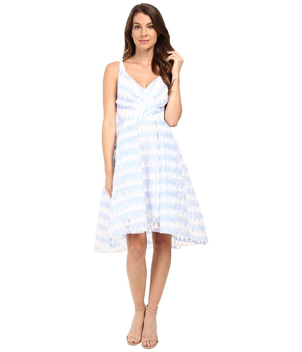 Eva by Eva Franco - Zander Dress (Blue) Women's Dress