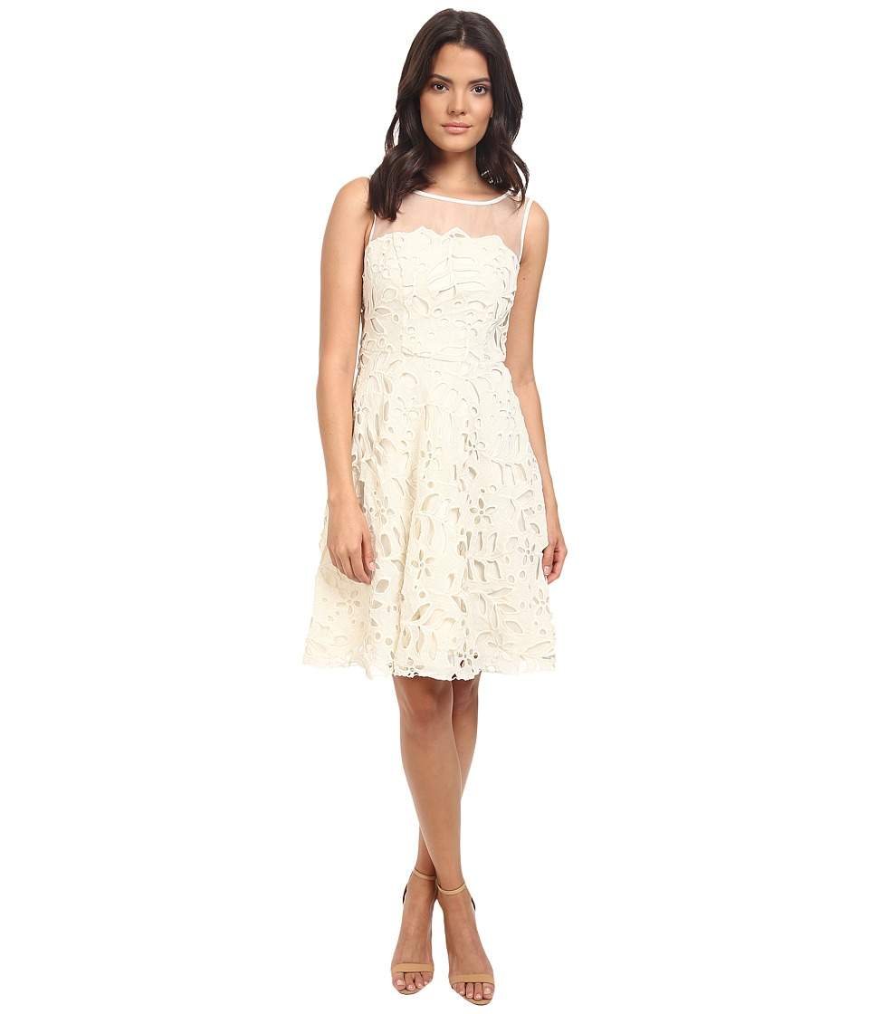Eva by Eva Franco - Bailey Dress (Cream) Women's Dress