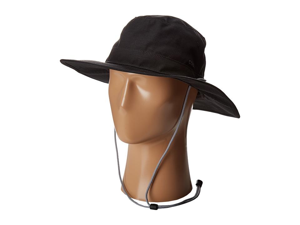 Coal - The Traveler (Black 2) Caps