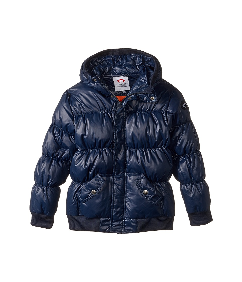 Appaman Kids - Puffy Coat (Toddler/Little Kids/Big Kids) (Galaxy) Kid's Coat