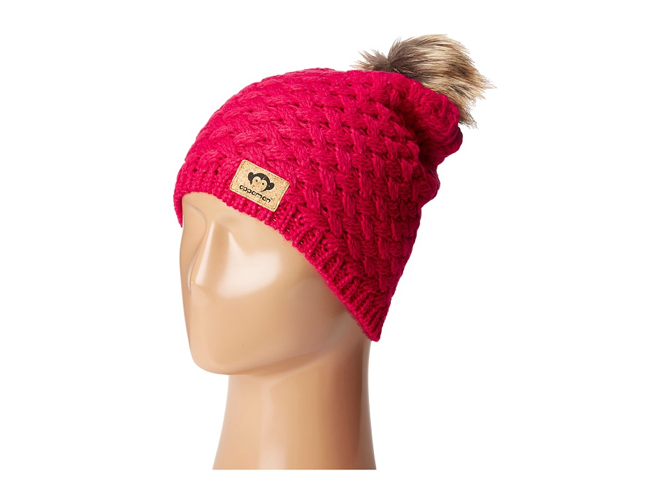 Appaman Kids - Salome Hat (Infant/Toddler/Little Kids/Big Kids) (Fuchsia) Caps