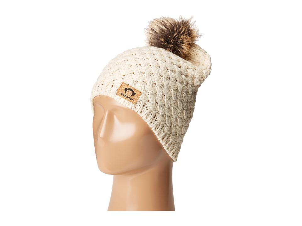 Appaman Kids - Salome Hat (Infant/Toddler/Little Kids/Big Kids) (Natural) Caps