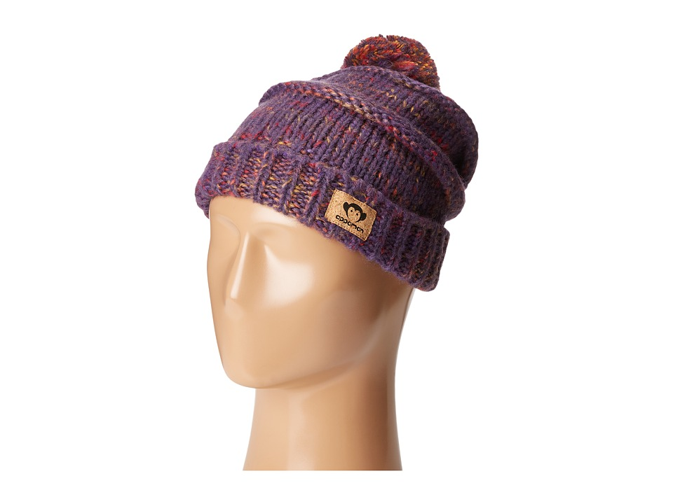 Appaman Kids - Tilly Hat (Infant/Toddler/Little Kids/Big Kids) (Eggplant Multi) Caps