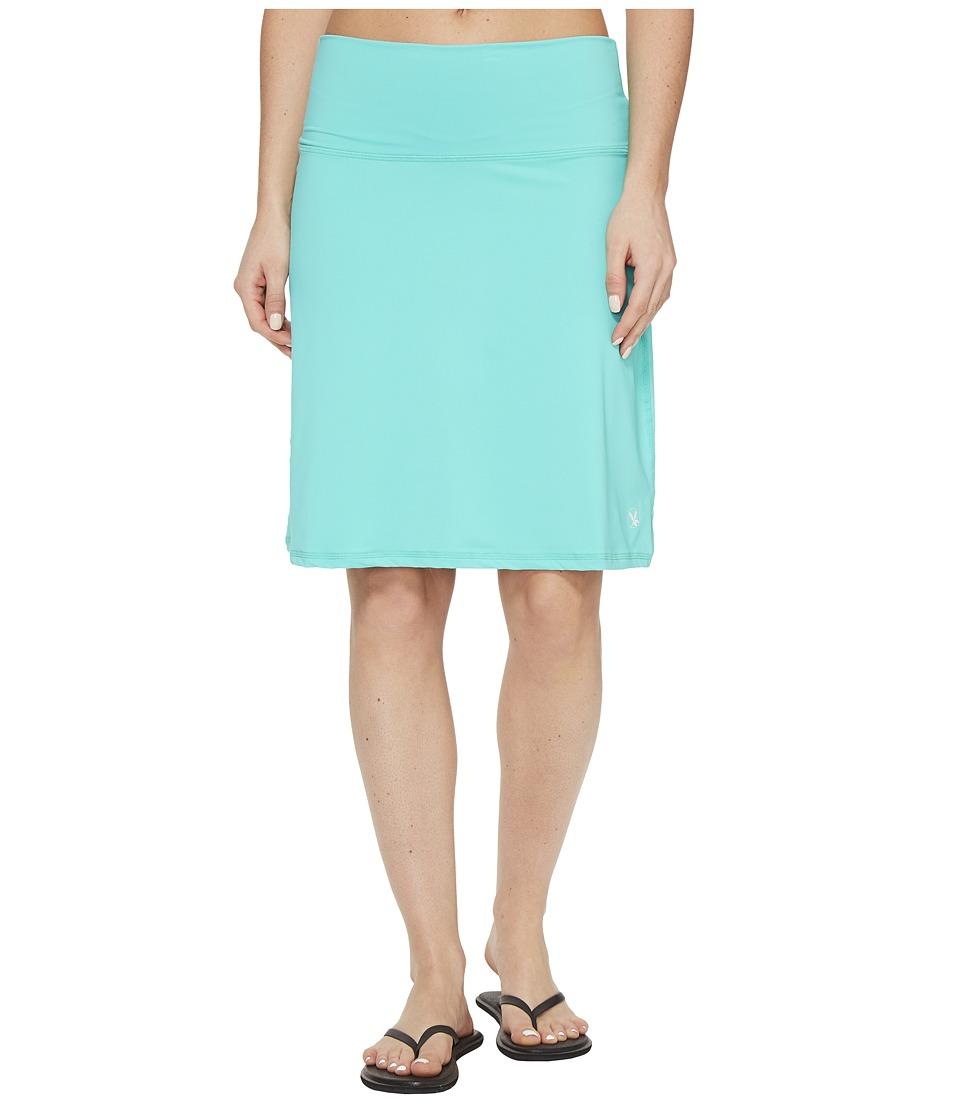 Carve Designs Seaside Skirt (Mint) Women