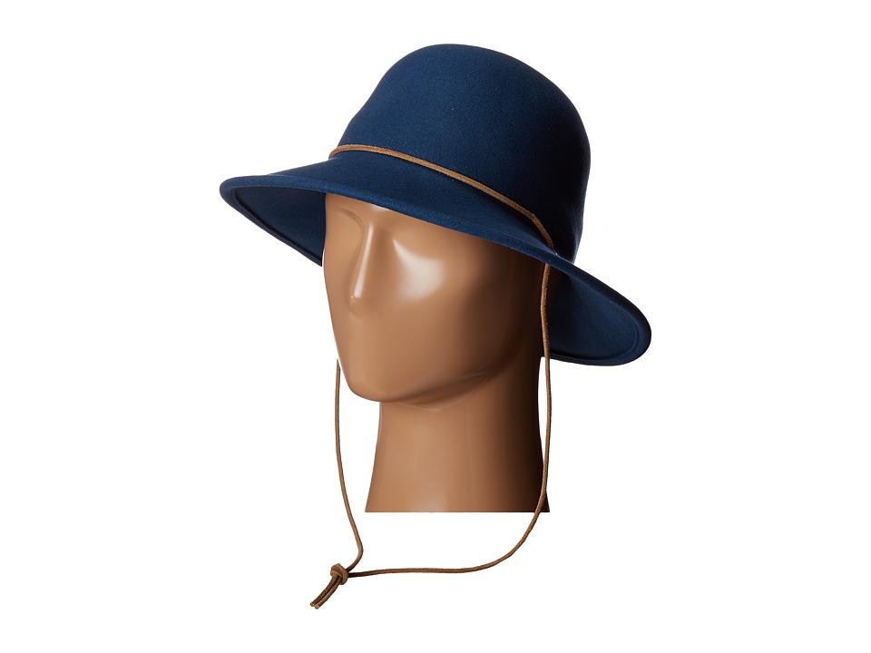 Coal - The Waverly (Blue) Caps
