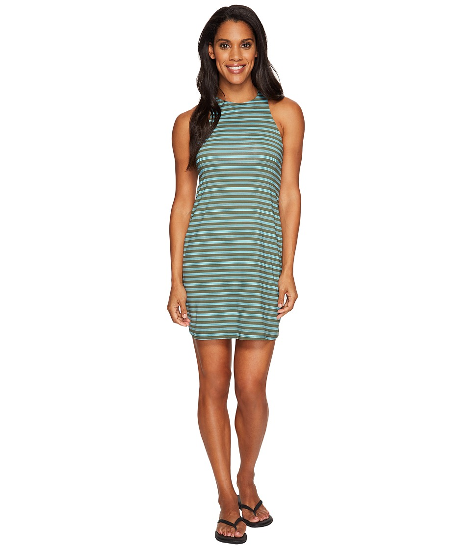 Carve Designs - Sanitas Dress (Canyon Stripe) Women's Dress