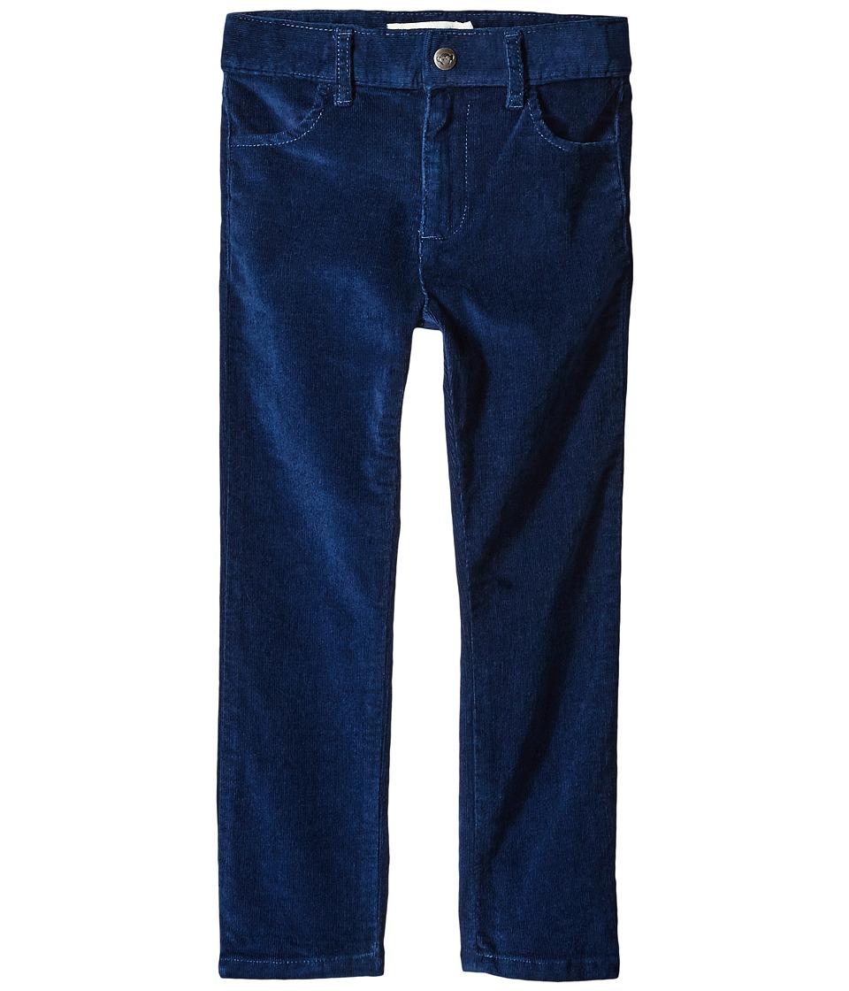 Appaman Kids - Skinny Cords (Toddler/Little Kids/Big Kids) (Dress Blues) Boy's Casual Pants