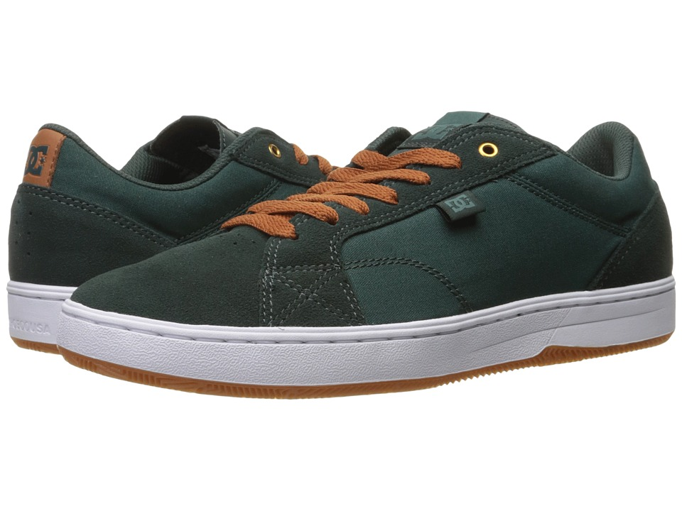 DC - Astor (Dark Green) Men's Skate Shoes