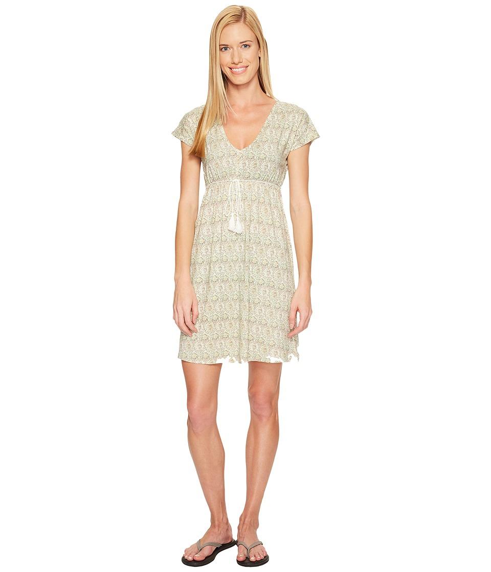 Carve Designs - Vero Dress (Butter Lagoon) Women's Dress