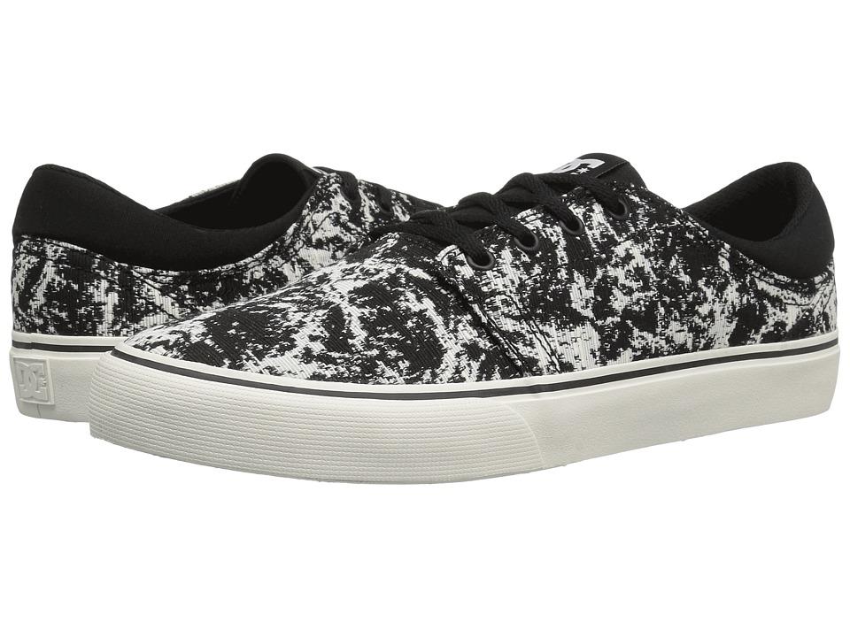 DC - Trase TX LE (Stone Camo) Skate Shoes