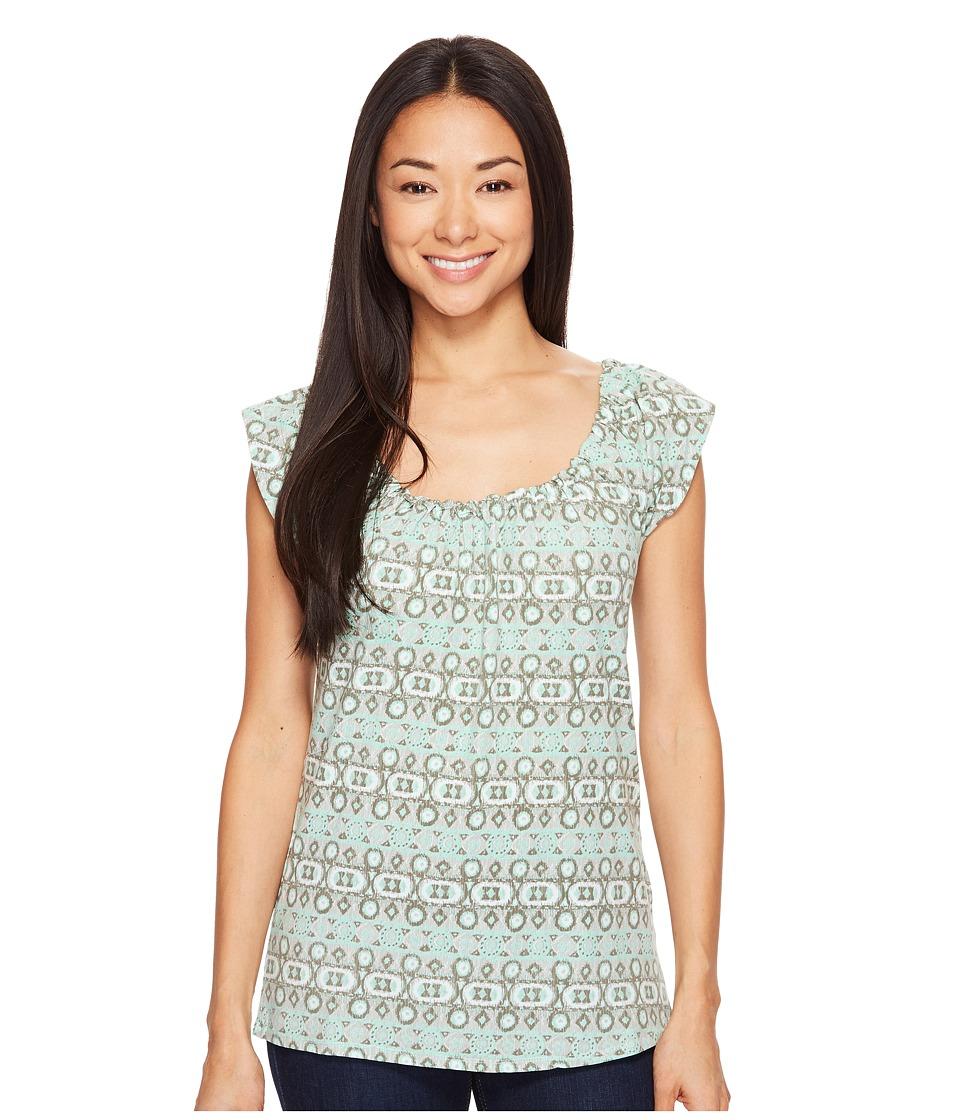 Carve Designs - Sanibel Tee (Reed Teton) Women's T Shirt