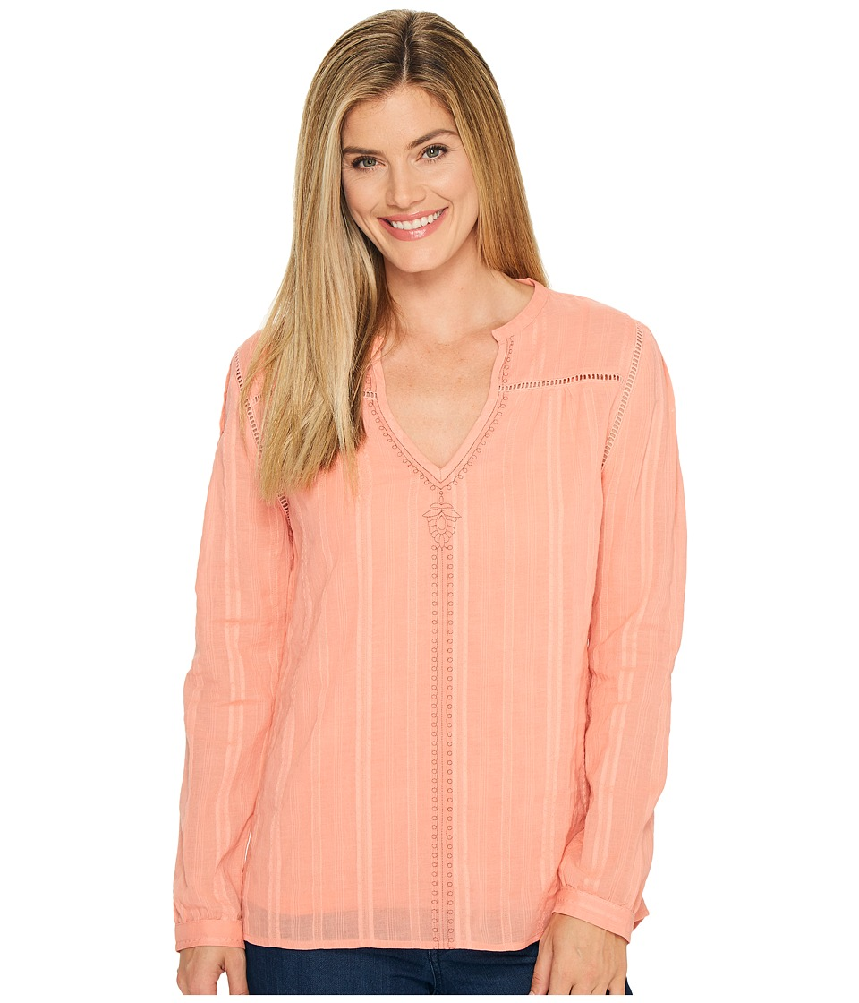 Carve Designs Dunmore Top (Terracotta) Women