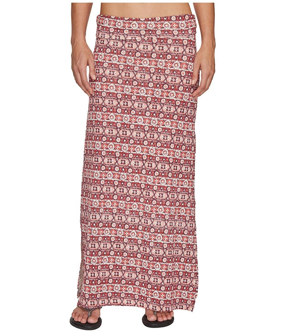 Carve Designs Mahalo Skirt (Sunkiss Teton) Women