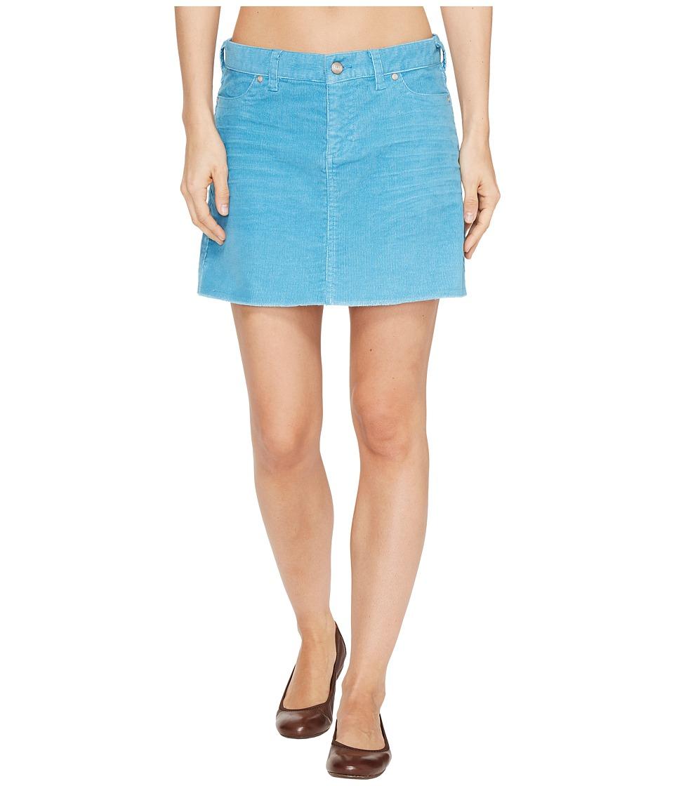 Carve Designs - Oahu Skirt (Ocean) Women's Skirt
