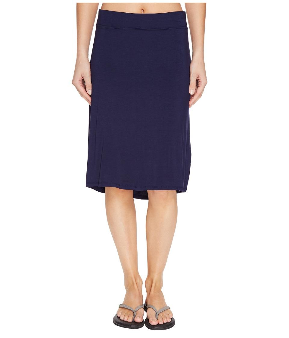 Carve Designs Miramar Skirt (Anchor) Women