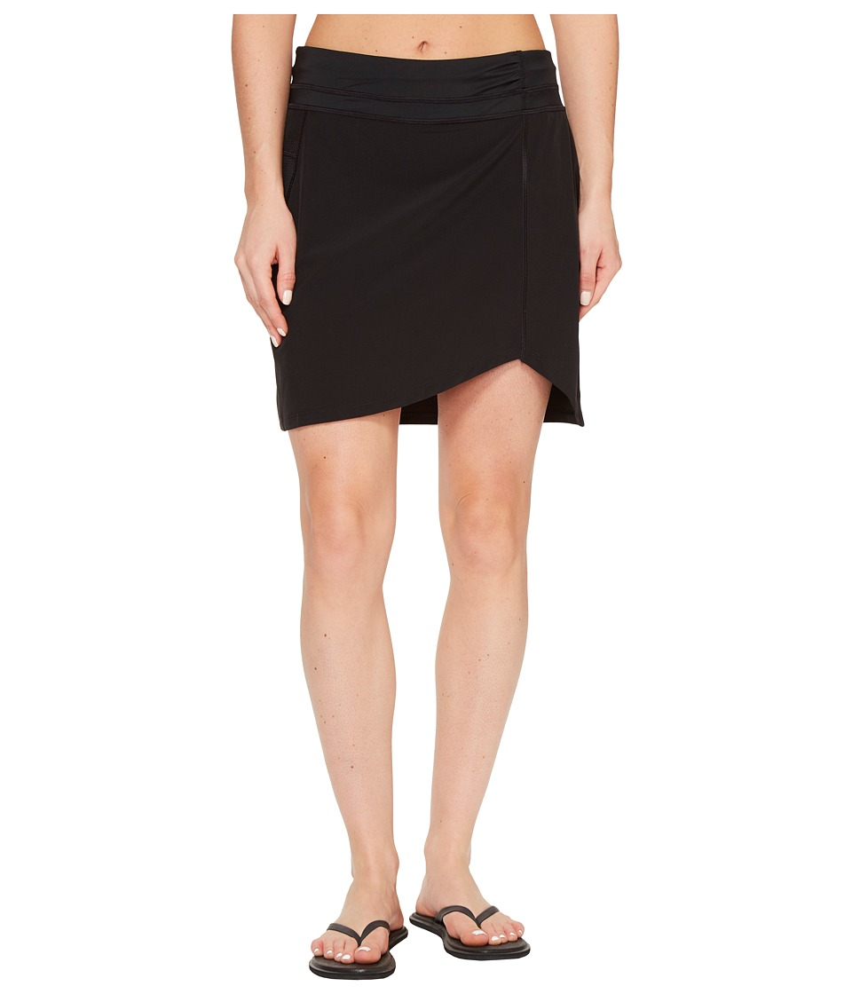 Carve Designs - Bristol Skort (Black) Women's Skort