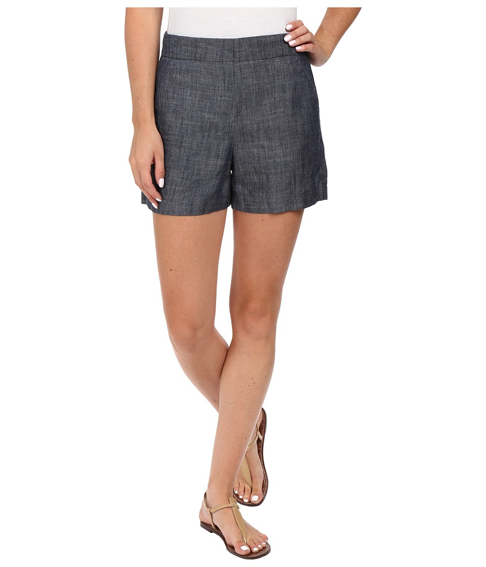Level 99 - Lela Shorts (Indigo) Women's Shorts