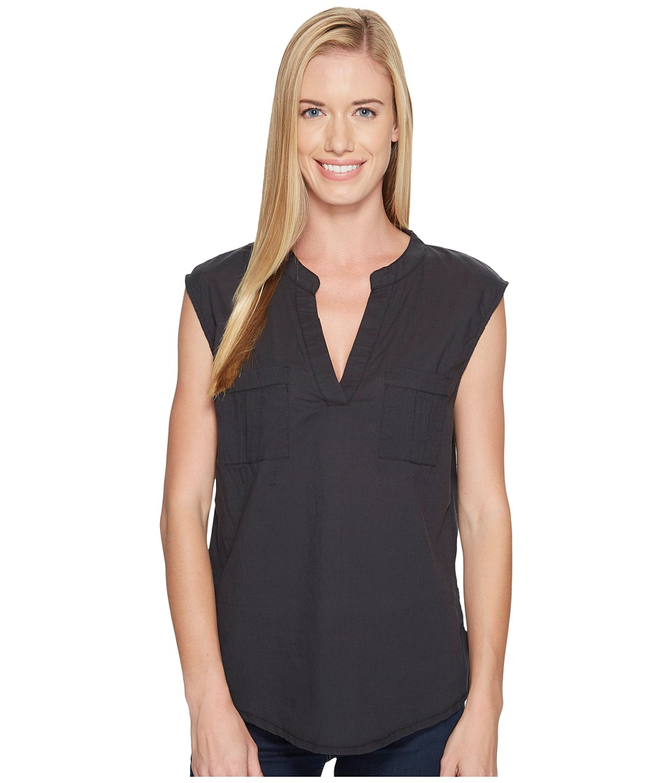 Carve Designs - Palermo Popover (Black) Women's Clothing