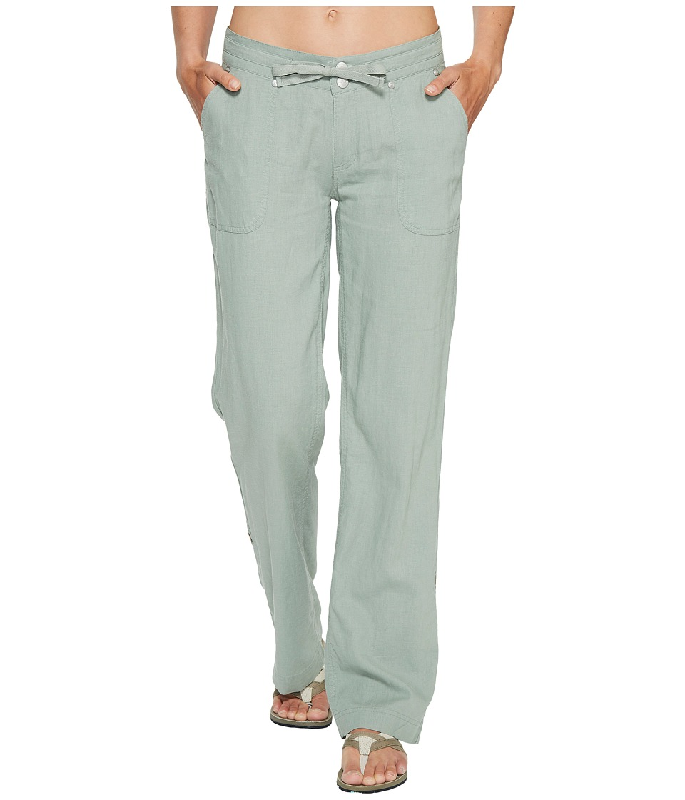 Carve Designs - Kailua Pant (Pale Reed) Women's Casual Pants