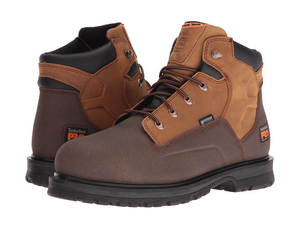 Timberland - 6 in Powerwelt ST WP International (Brown) Men's Shoes