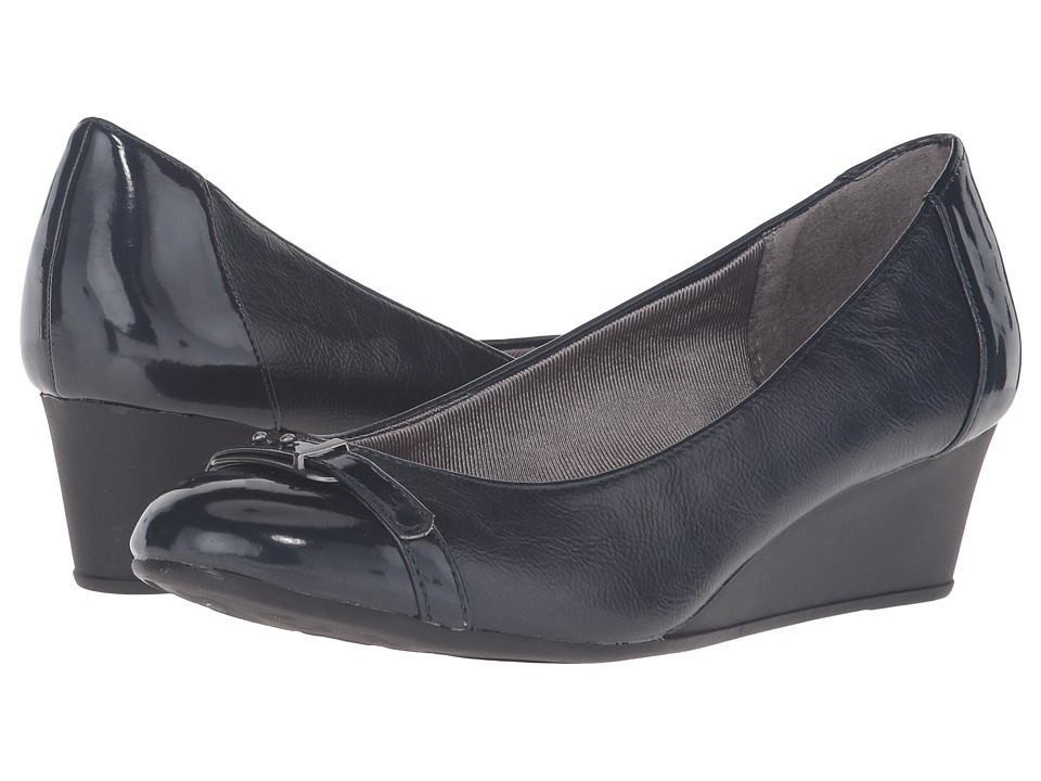LifeStride - Lingo (Navy) Women's Shoes