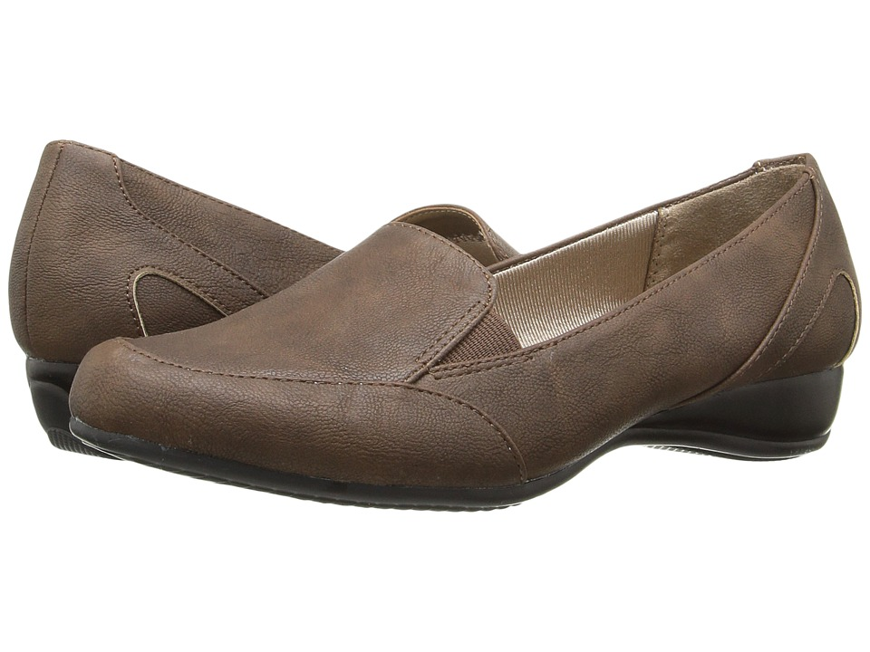 LifeStride - Disco (Dark Tan) Women's Shoes