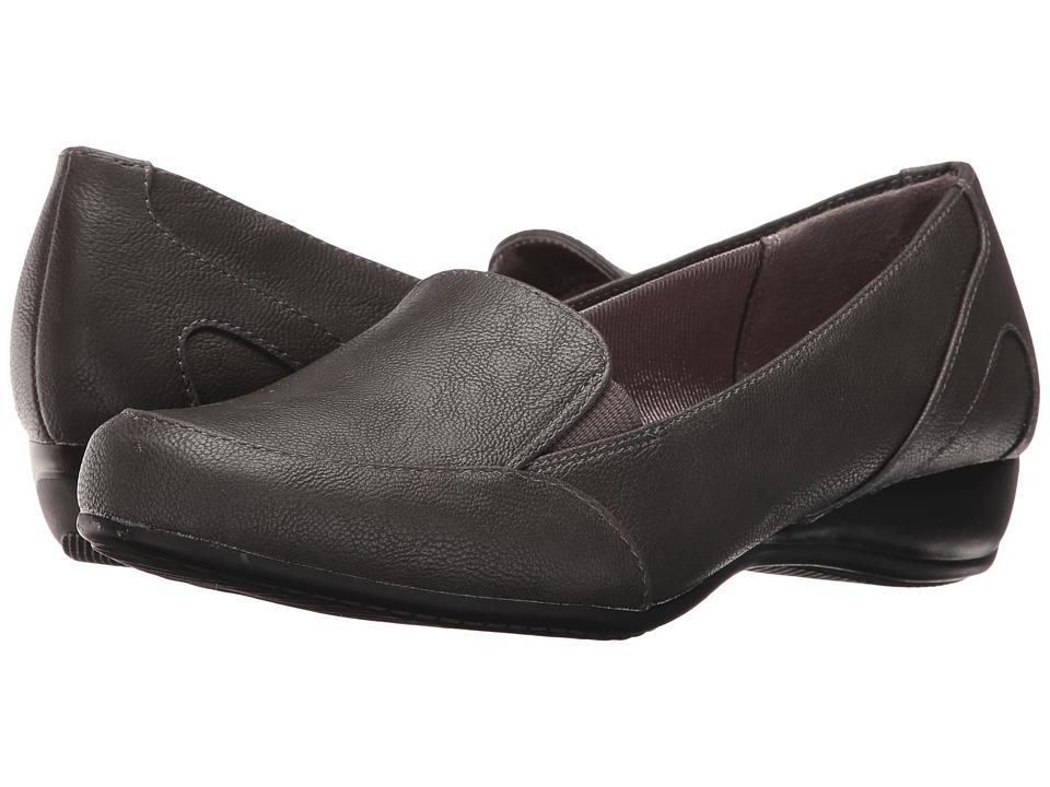 LifeStride - Disco (Dark Grey) Women's Shoes