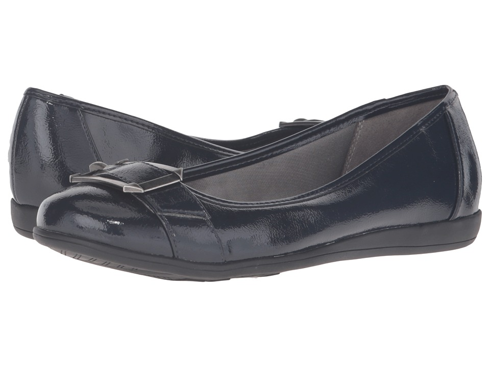 LifeStride - Carousel (Navy) Women's Shoes