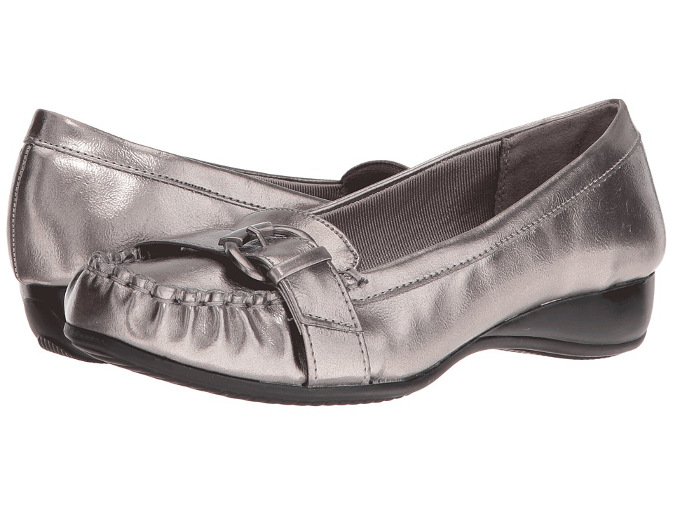 LifeStride - Dial-Up (Pewter) Women's Shoes