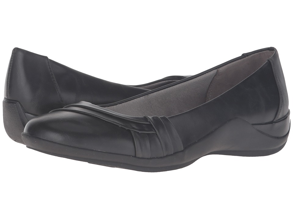 LifeStride - Macoy (Black) Women's Shoes