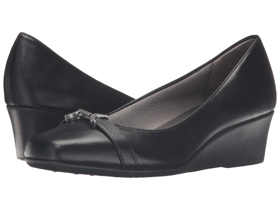 LifeStride - Getup (Black) Women's Shoes