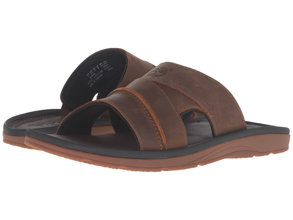 Timberland - Original Rugged Slide (Brown) Men's Shoes