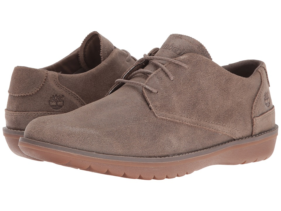 Timberland - Front Country Travel Oxford (Brown) Men's Lace up casual Shoes