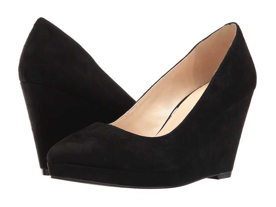 Nine West - Leighton (Black) Women's Shoes