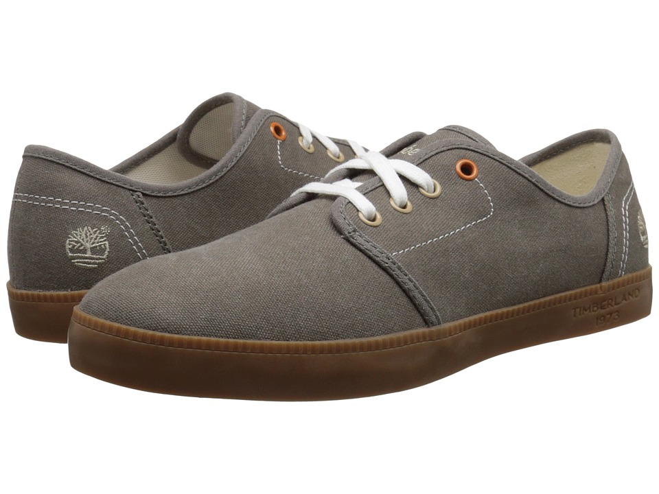 Timberland - Newport Bay Canvas Plain Toe Oxford (Bungee Cord) Men's Plain Toe Shoes