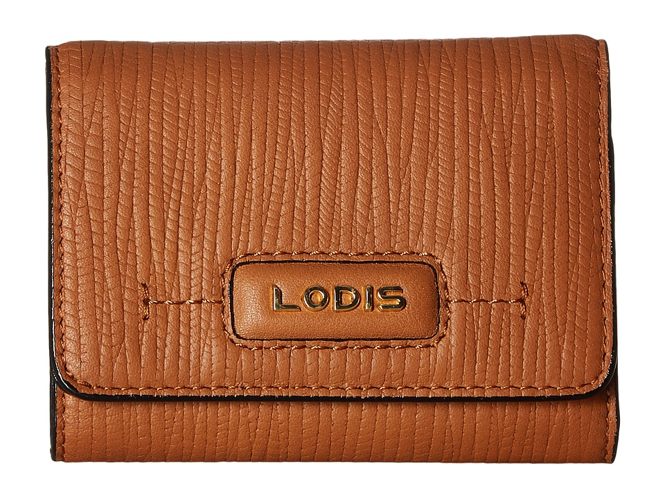 Lodis Accessories - Cordoba Mallory French Purse (Toffee) Wallet Handbags