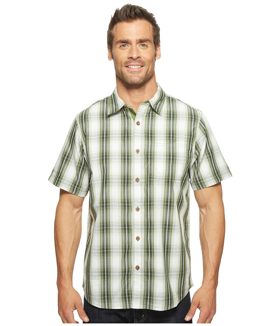 Mountain Khakis - Cottonwood Short Sleeve Shirt (Scout Multi) Men's Clothing