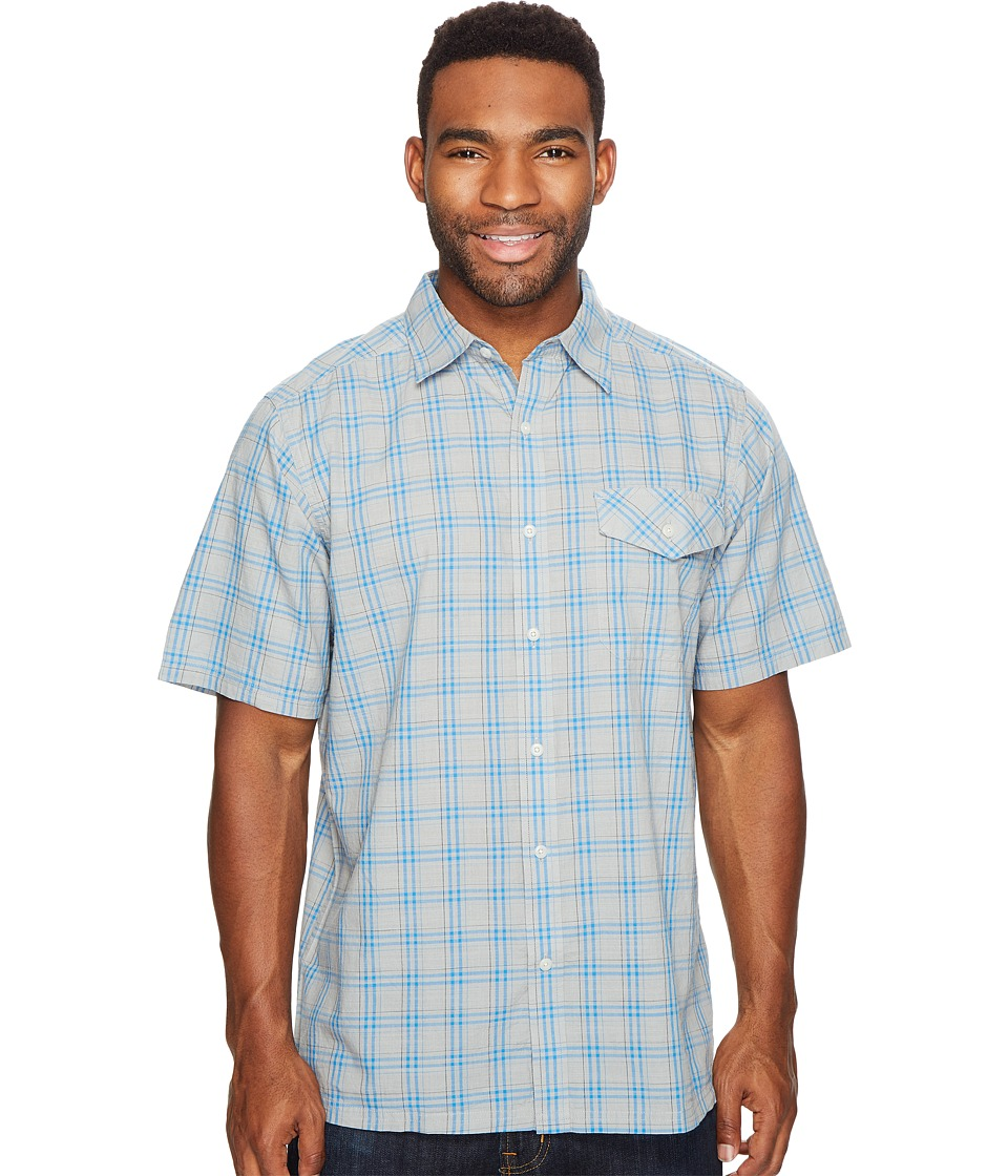 Mountain Khakis - Shoreline S/S Shirt (Maritime) Men's T Shirt