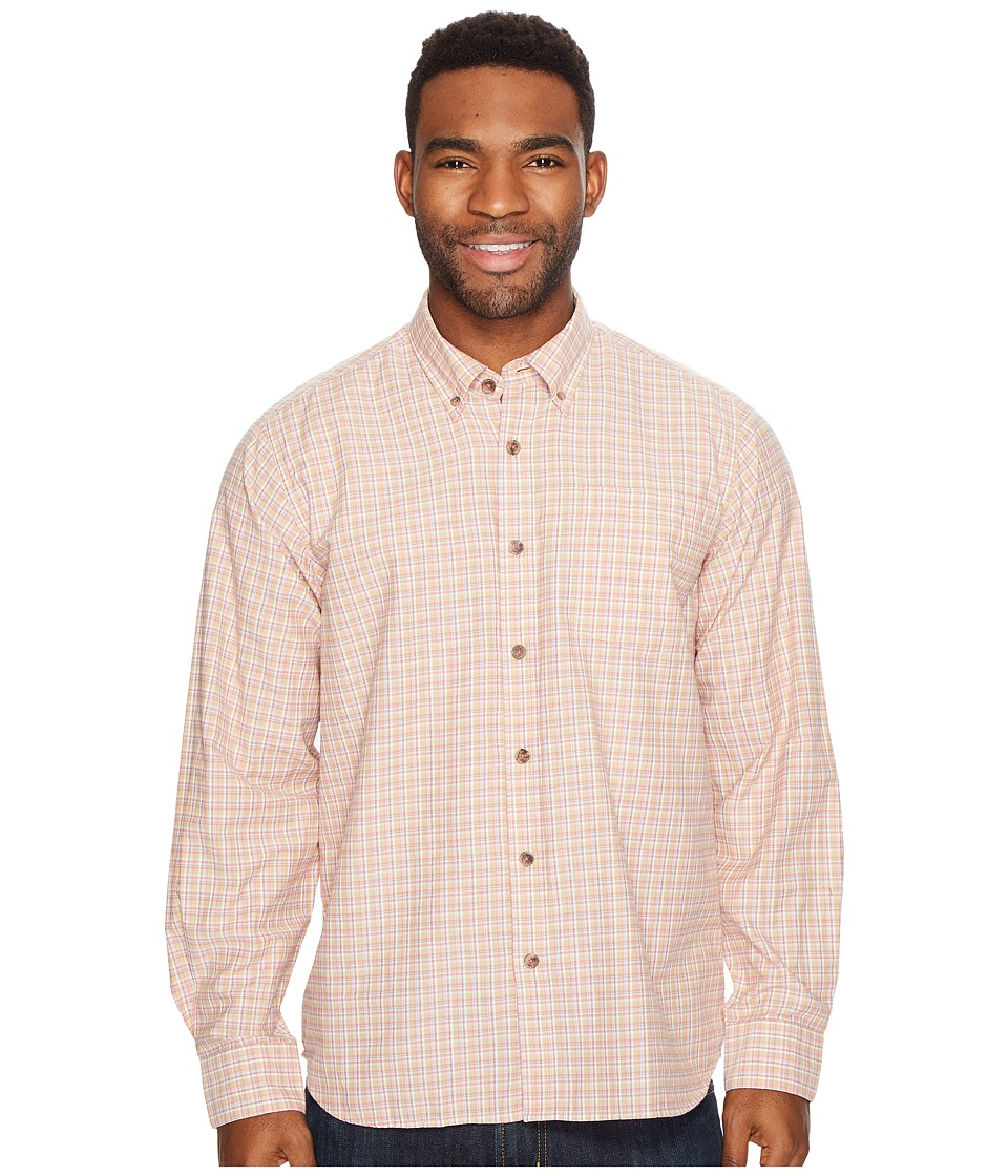 Mountain Khakis - Spalding Gingham Shirt (Sand) Men's T Shirt