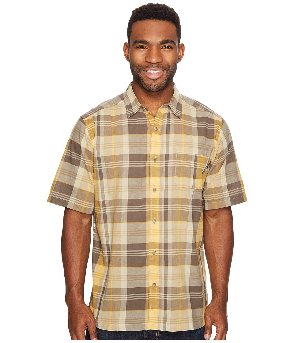 Mountain Khakis - Tomahawk Madras Shirt (Terra) Men's T Shirt